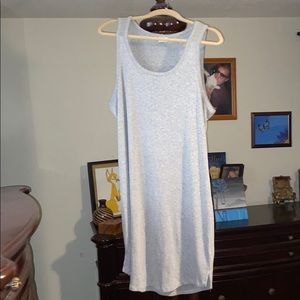 Very Comfy, Worn only Once, Sleeveless Grey Dress
